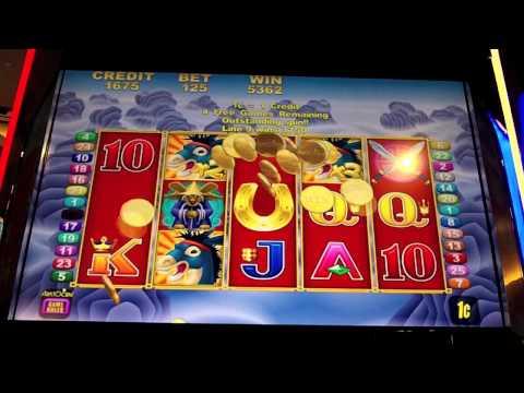 Aristocrat - Kick'n Ass Slot -  SugarHouse Casino - Philadelphia, PA