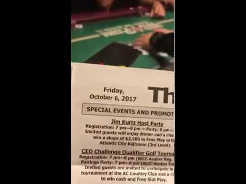 Stephen Paddock is alive and well here in Atlantic City, NJ