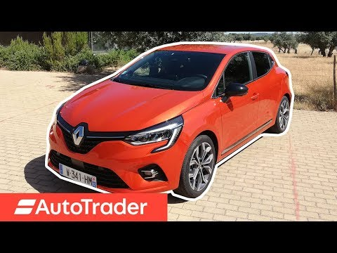 2019 Renault Clio first drive review
