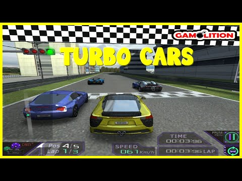 turbo cars racing gameplay best kid games car racing games