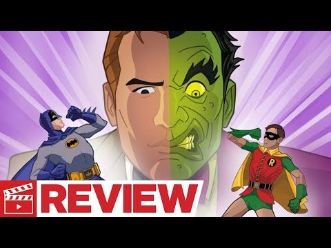 Batman vs. Two-Face Movie Review (2017)