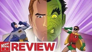 Batman vs. Two-Face Movie Review (2017)