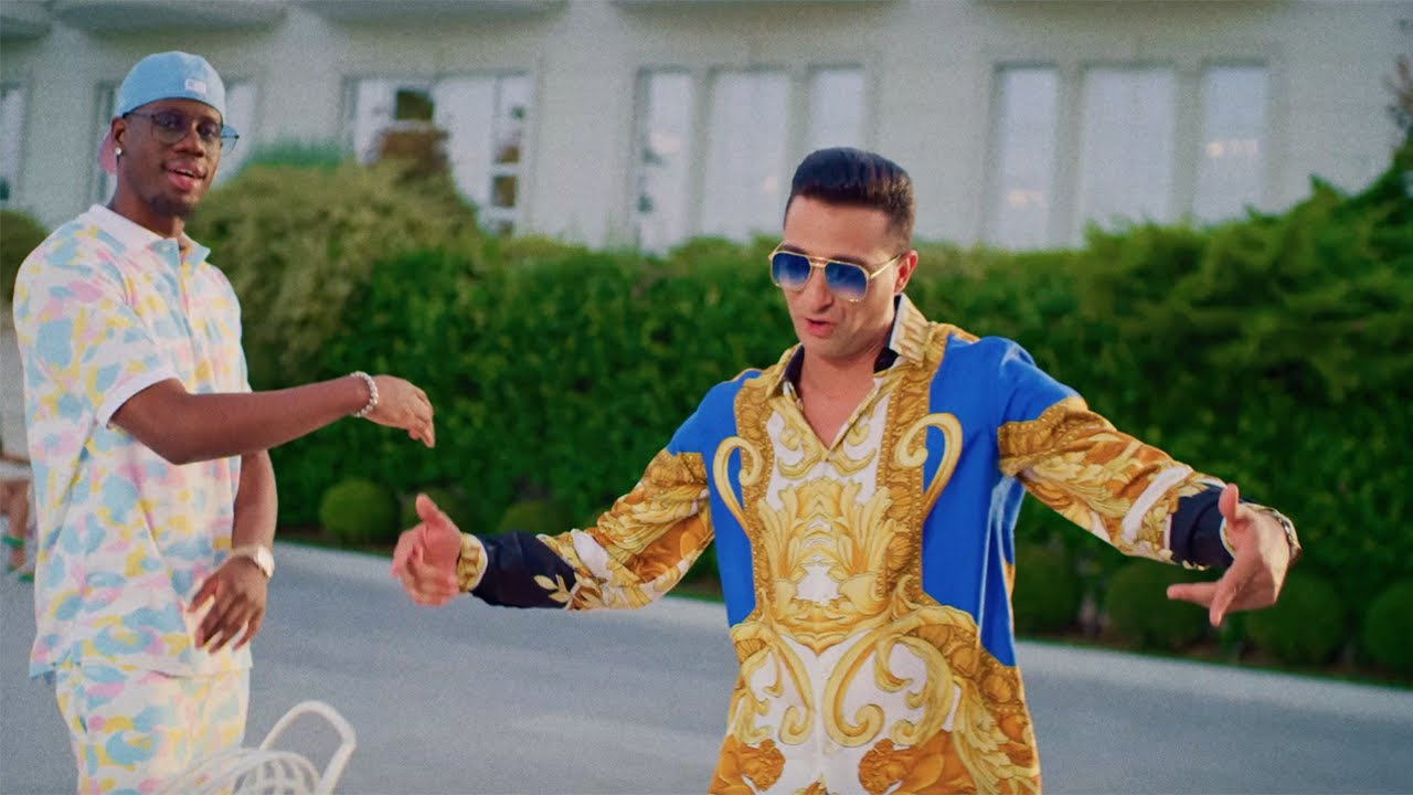 Download L'Algérino feat Franglish - Excuse my French (Clip Officiel)