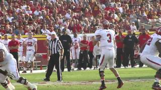 University of Utah - Football vs USC Clips - 9/10/11