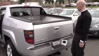 2008 Honda Ridgeline review and start up - A quick look at the 2008 Ridgeline