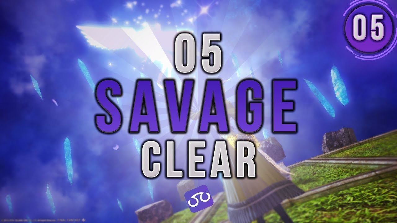 Repeat 【FFXIV】Sigmascape V1 0 Savage Clear (O5S) ~ Scholar