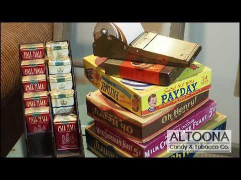 Altoona Candy & Tobacco HOF  2017