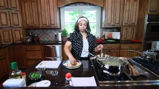 Healthy Living Show With Sharon Fox: Orange Chicken