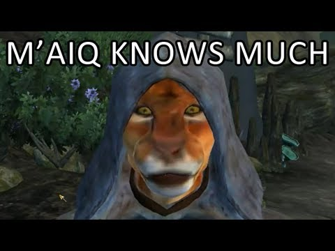 M'aiq the Liar compilation (Oblivion)