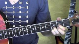 in your arms guitar lesson tutorial nico vinz