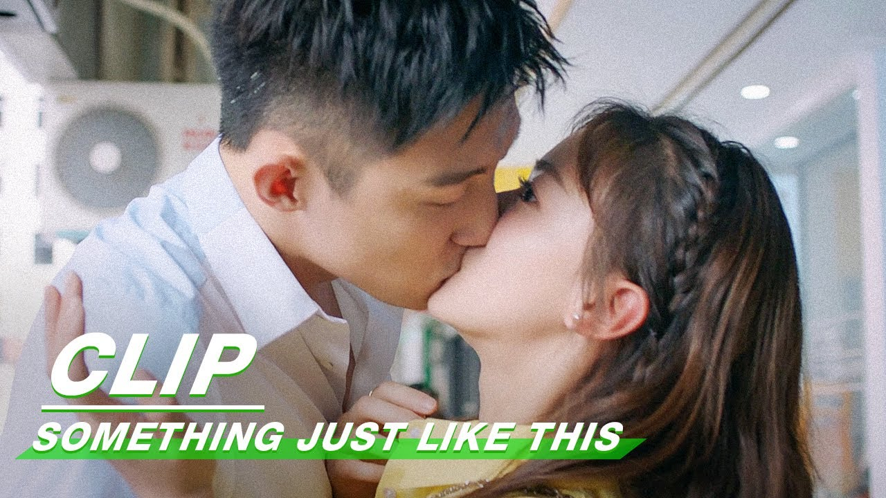 Download Clip: Johnny Shows His Feeling To Wu And Kisses Her   Something Just Like This EP23   青春创世纪   iQIYI