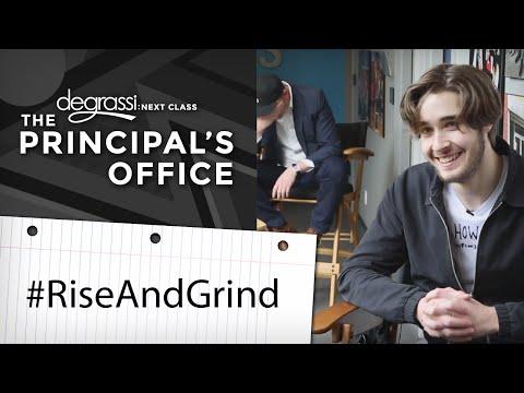 The Principal's Office: RiseAndGrind  Episode 208