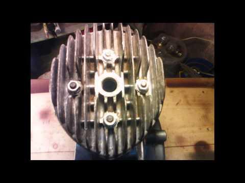 Собираем двигатель Д8