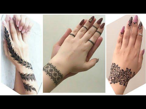 eid mehndi design simple