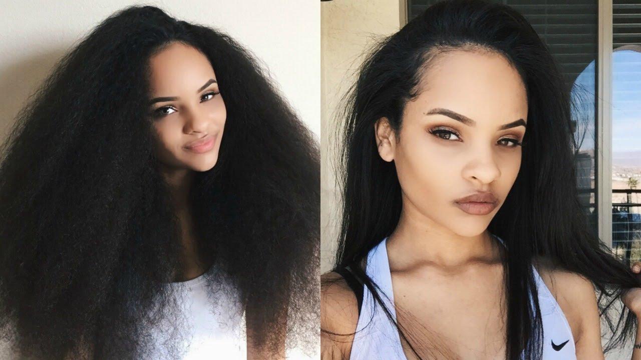 Jasmine V Natural Hair