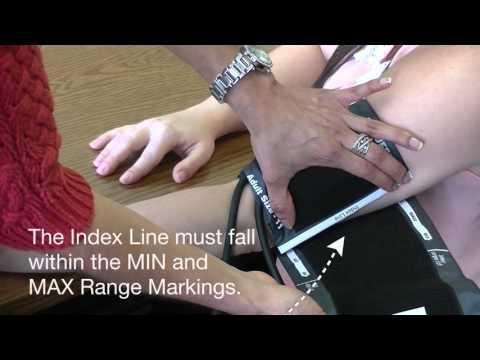 how-to-put-on-an-adcuff-blood-pressure-cuff