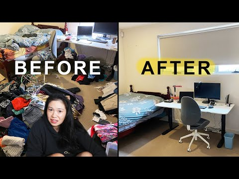CLOSET CLEANOUT DECLUTTER & ORGANIZE - QUICK & EASY UNDER 60 MINUTES || THE SUNDAY STYLIST from YouTube · Duration:  14 minutes 53 seconds