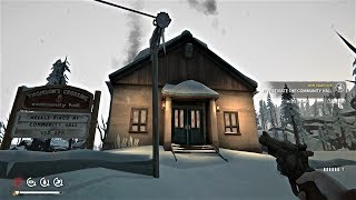 The Long Dark: Trauma - Molly's Farmhouse & Find Thomson's Crossing