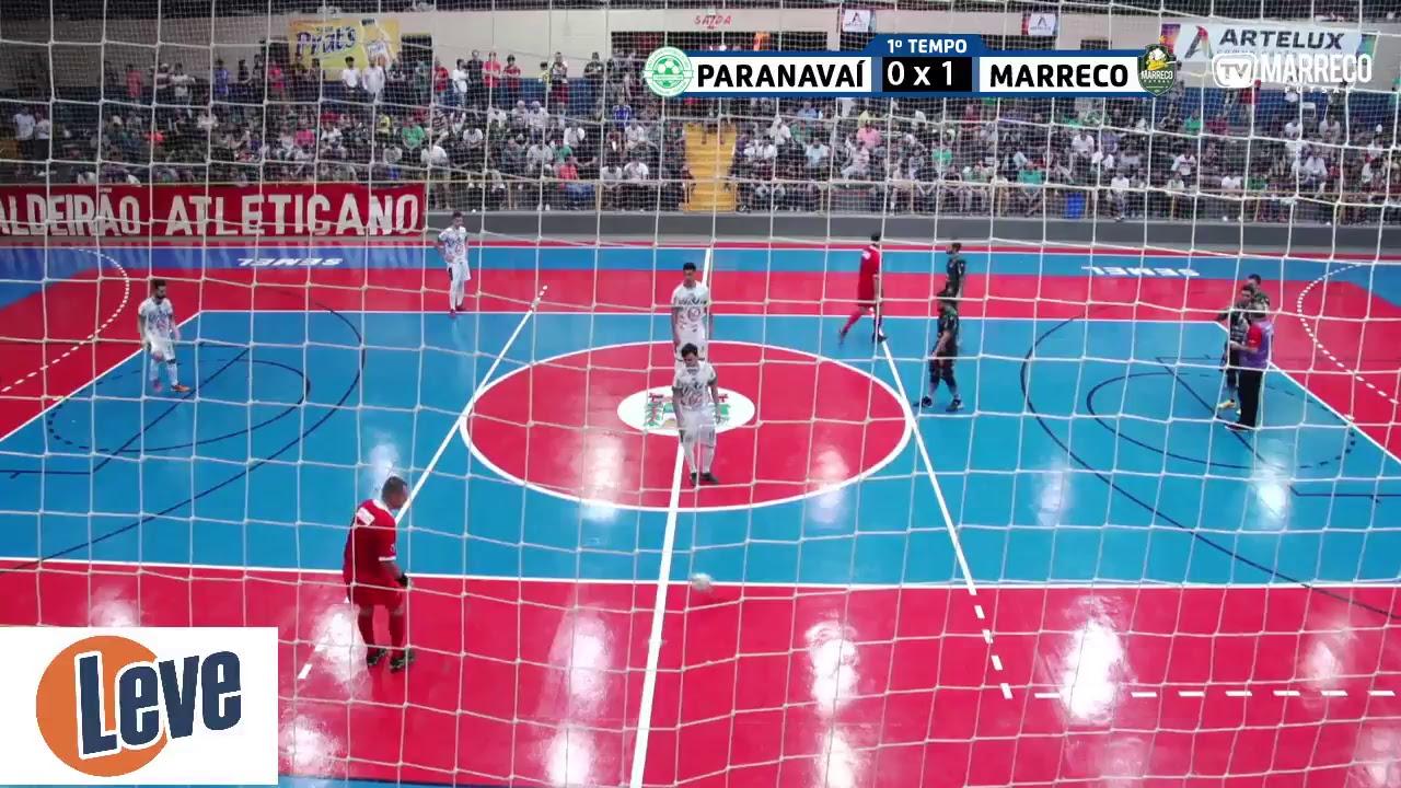 Futsal ao vivo