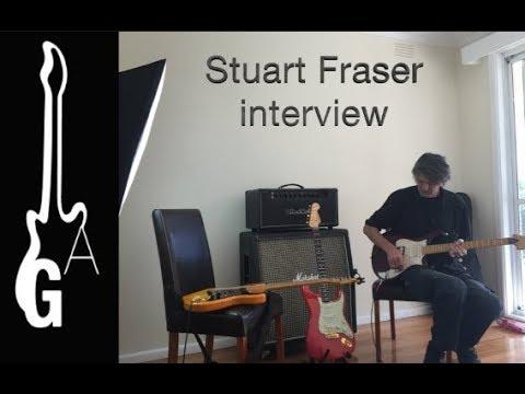 Stuart Fraser Interview Youtube