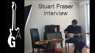 Stuart Fraser Interview