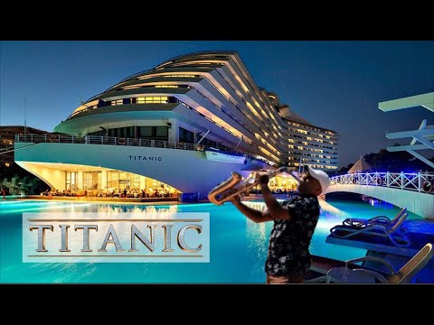 Kenny g - Titanic ( My Heart Will Go On ) oficial  saxophone instrumental cover  ( Diego marinho )