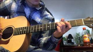 over and over guitar lesson nelly
