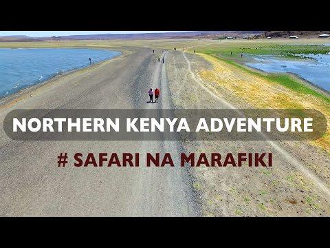 Northern Kenya with #SafariNaMarafiki