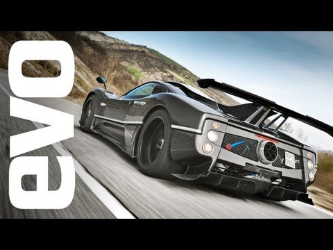 World Exclusive: Pagani Zonda 760RS driven! evo Diaries