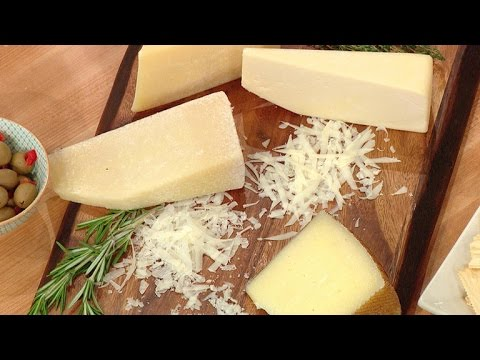 Cheese 101: All About Hard Cheeses