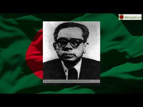 The Bangladeshi Presidency