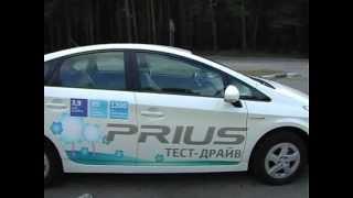 К - Авто Тест драйв Toyota Prius Тойота Пріус