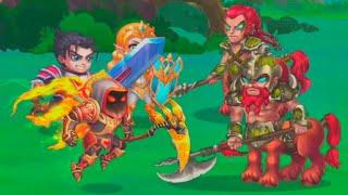 Hero Wars - Hero Fantasy Multiplayer Battles - Gameplay Walkthrough screenshot 4