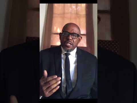 ICSD - Forest Whitaker Video Message