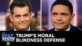 Trump's Ukraine Scandal and the Moral Blindness Defense | The Daily Show