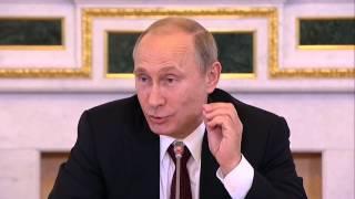 2014 05 24 Путин   Встреча с руководителями мировых информагентств(, 2014-05-25T11:54:03.000Z)
