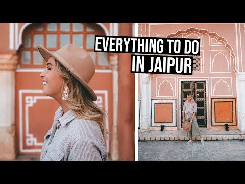 Exploring Jaipur in India | Everything to See & Do in the Pink City