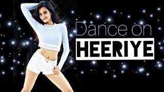 Heeriye | Race 3 | Dance Video | Salman Khan, Jacqueline | Meet Bros ft. Deep Money, Neha Bhasin