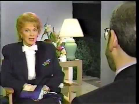 "Maureen O'Hara, ""How Green Was My Valley"" Interview 1991."