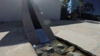 ISAMU NOGUCHI California Scenario (Noguchi Garden) in COSTA MESA
