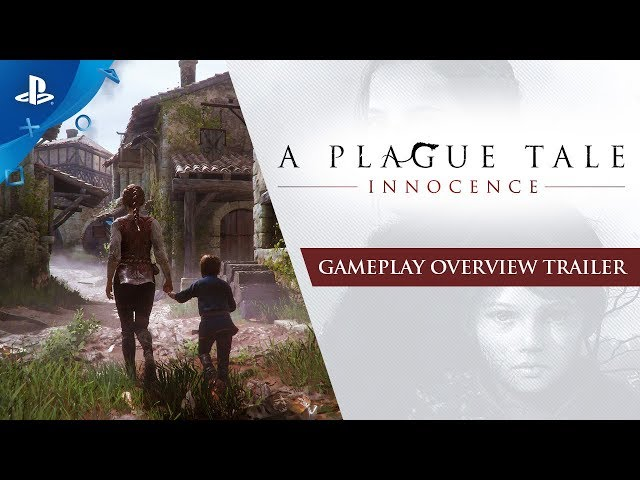 A Plague Tale: Innocence - Gameplay Overview Trailer | PS4