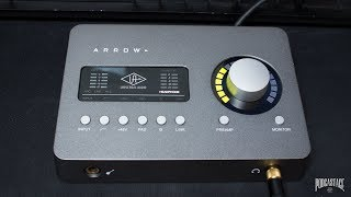 Universal Audio Arrow Interface Review / Test / Explained