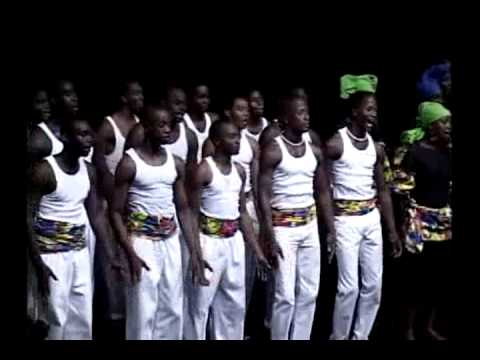 'Magalenha' as performed by Jeunes Agape T&T Nat. Mus. Fest Champs 2008