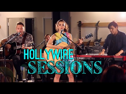 Megan Nicole LIVE - Hollywire Sessions (Performances + Interview)