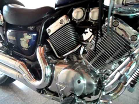 yamaha virago 535 mod 1994 youtube. Black Bedroom Furniture Sets. Home Design Ideas