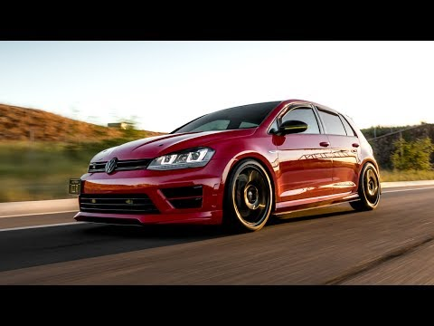 Modified MK7 VW Golf R Review - which ECU tune is the best?