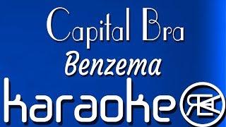 Capital Bra  Benzema  Karaoke Lyrics Instrumental