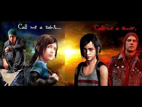 ◘ Ellie:Good:Delsin: & :Delsin:Evil:Ellie ◘ - Call Me