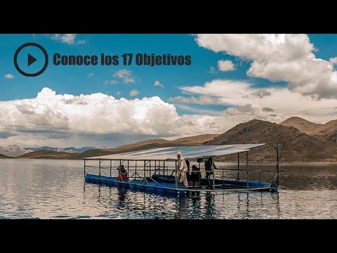 ¿Sabes cuáles son los 17 objetivos de desarrollo sostenible?