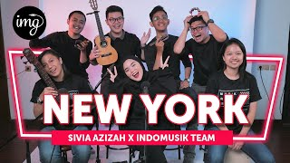 SIVIA - NEW YORK ft. INDOMUSIKTEAM #PETIK